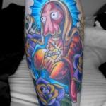 Savior Zoidberg Tattoo [pic]