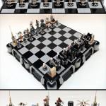 Star Wars LEGO Chess Set [pics]