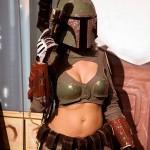 Sexy Boba Fett Cosplay [pic]