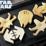 Star Wars Pancake Molds [pics]