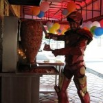 Iron Man is a Chef [pic]
