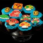 8-Bit Super Mario Bros Cupcakes [pic]