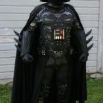 Darth Vader + The Dark Knight = Darth Knight Cosplay [pic]