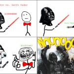 Darth Vader vs The Doctor [pic]