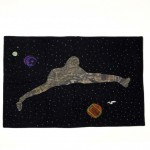 Cloaking Klingon Bird of Prey Quilt [pic]