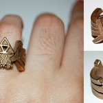 Zelda Triforce Ring [pic]