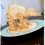 Star Wars 3D AT-AT Pancakes [pic]