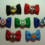 Superhero Bow Ties [pic]