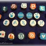 Web Icon Birthday Cupcakes [pic]