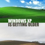 Windows XP is Showing Its Age.  Literally [pic]