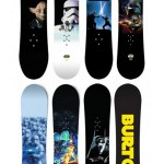 Burton Star Wars Snowboards [pic]