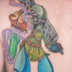 Ultimate Geek Tattoo [pic]