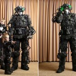 Borg Family Cosplay [pic]