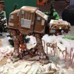 Gingerbread Star Wars AT-AT [pic]