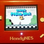 HandyNES: Portable NES Console [pic]