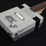Nintendo NES Console Custom Guitar [pic]
