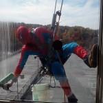 Window Washing Spider-Man [pic]
