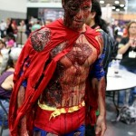 Zombie Superman Cosplay Will Give You Nightmares [pic]