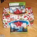 Awesome Portal 2 Christmas Present Box [pic]