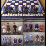 Doctor Who Chess Set [pic]