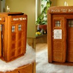 Doctor Who TARDIS Gingerbread Edition [pic]