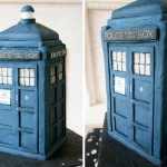 TARDIS Wedding Cake [pic]