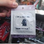"""Darth Vader Condom: """"I Will Not Be Your Father!"""" [pic]"""