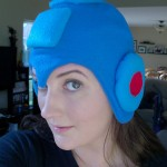 Mega Man Fleece Hat [pic]