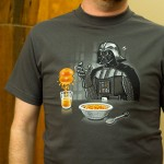 Darth Vader Imperial Breakfast T-Shirt [pic]