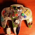 Legend of Zelda Nintendo 64 Controller [pic]