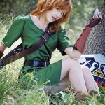Cute Lady Link Cosplay [pic]