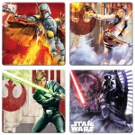 Star Wars Wooden Coasters [pic]