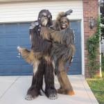 Tarfful and Chewbacca Cosplay [pic]