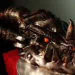 World of Warcraft Deathwing Cake [pic]