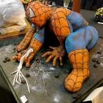 Mind Blowing Spider-Man Cake [pic]