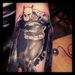 Awesome Batman Tattoo [pic]