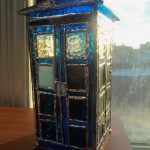 3D Stained Glass TARDIS [pic]
