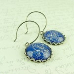 Doctor Who Time Lord Earrings [pic]