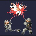 Super Mario Bros + Ghostbusters = Boo Busters T-Shirt [pic]