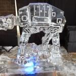 Star Wars AT-AT Ice Sculpture [pic]
