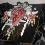A Wonderful World of Warcraft Wedding Cake [pic]