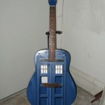 Doctor Who GuiTARDIS [pic]