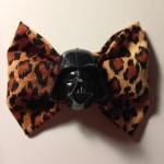 Darth Vader Hair Bow [pic]