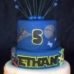 LEGO Star Wars Birthday Cake [pic]