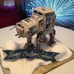 Star Wars AT-AT Birthday Cake [pic]