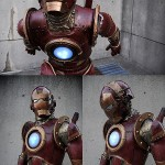 Amazing Steampunk Iron Man Cosplay [pic]