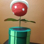 Fan Made Super Mario Bros Piranha Plant and Warp Tube [pic]