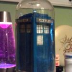 Doctor Who TARDIS in a Bottle [pic]