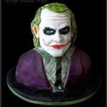 Heath Ledger Joker Cake [pic]