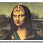 The Mona Lisa as a Klingon [pic]